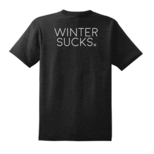 WBP Winter Sucks Wakeboarding Tee